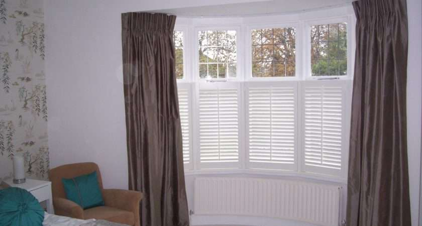 Plantation Shutters Curtains Timber Window