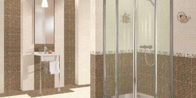 Plastic Bathroom Tiles Tile Bathrooms Saltillo