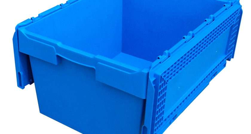Plastic Containers Crates Boxes Storage Equipment