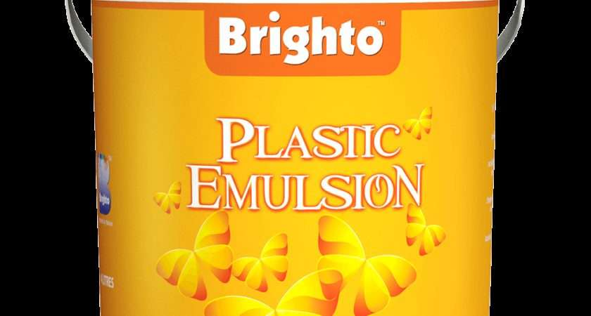 Plastic Emulsion Paint Available Shades