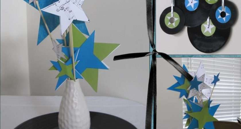 Play Pending Make Starry Centerpieces