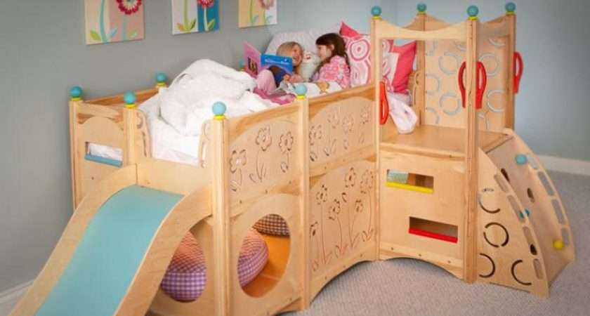 Playbeds Cedarworks Space Saving Funky Furniture