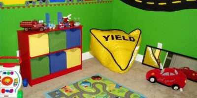 Playroom Ideas Young Boys Home Decorating