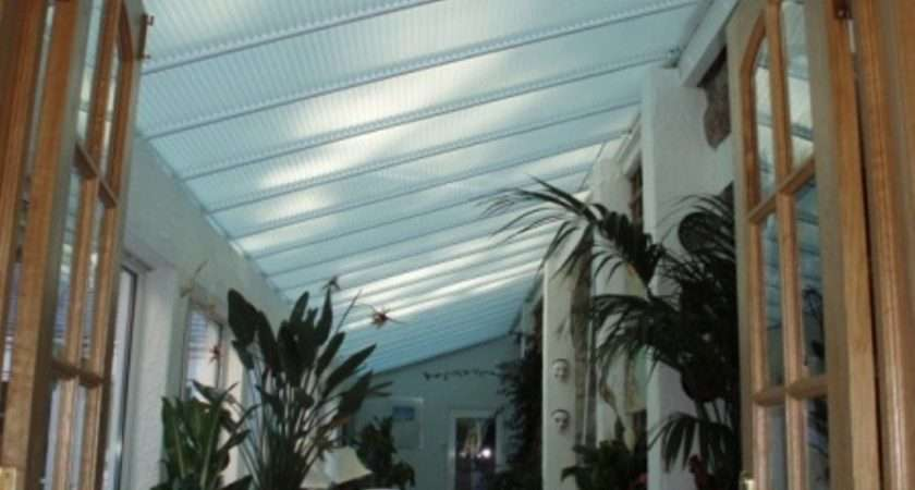 Pleated Roof Lean Conservatory White Cream Blinds Ebay