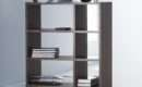 Pombol Small Contemporary Bookcase Bookcases Modern Furniture