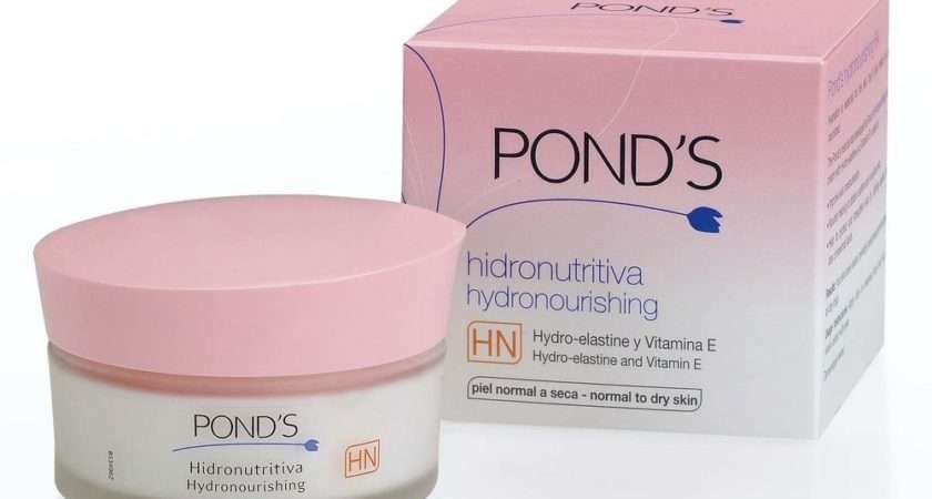 Ponds Hydronourishing Cream Normal Dry Great