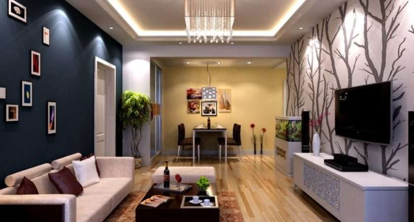 Pop Ceiling Decor Living Room Simple Designs