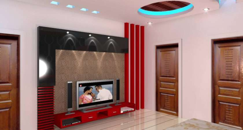 Pop Designs Hall Ceiling Home Combo