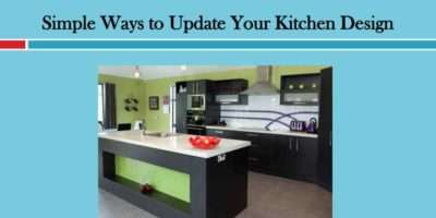Ppt Simple Ways Your Kitchen Design Powerpoint