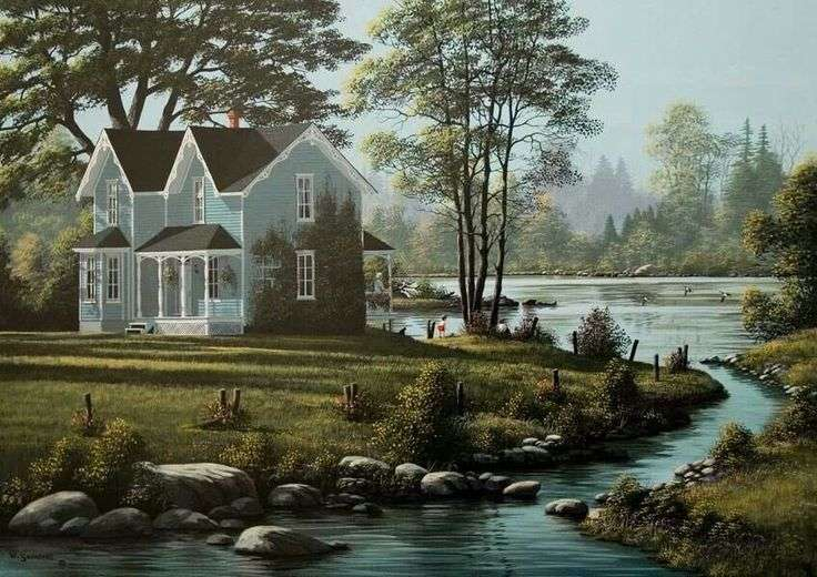 Pretty Country Home Pinterest