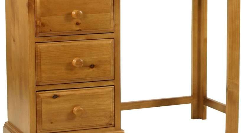 Primrose Solid Chunky Pine Bedroom Furniture Small