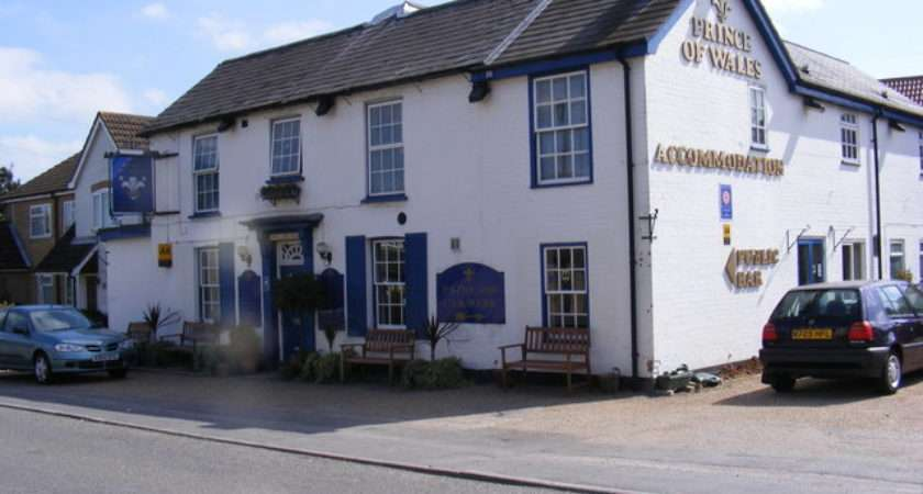 Prince Wales Public House Adrian Cable Geograph