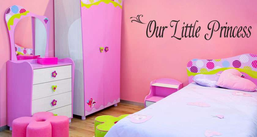 Princess Bedroom Ideas Your Little Girl