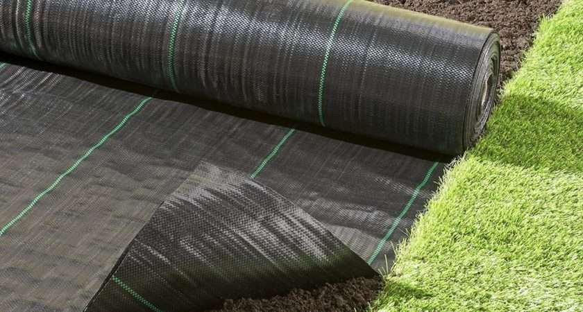 Professional Weed Control Fabric Membrane Composite