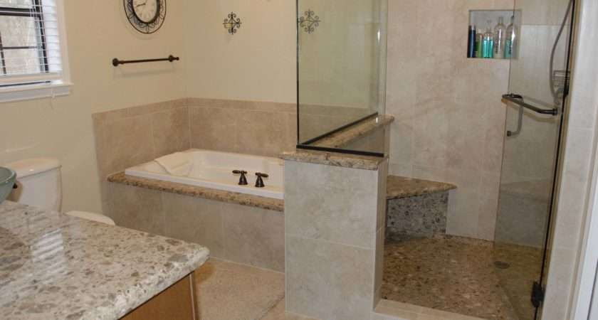 Projects Complete Bathroom Remodel Partial