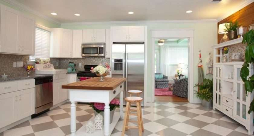 Property Brothers Beauty Kitchens Design Layout Farmhouse