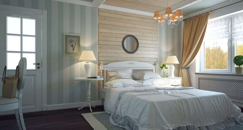 Provence Style Bedroom