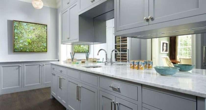 Psychology Why Gray Kitchen Cabinets Popular