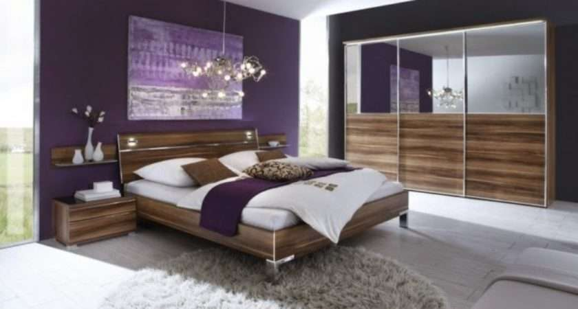 Purple Bedroom Color Combination Ideas Home