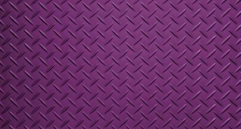 Purple Checker Plate Vinyl Flooring Tiles Per