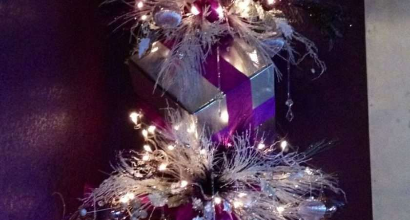 Purple Christmas Decorations Billingsblessingbags