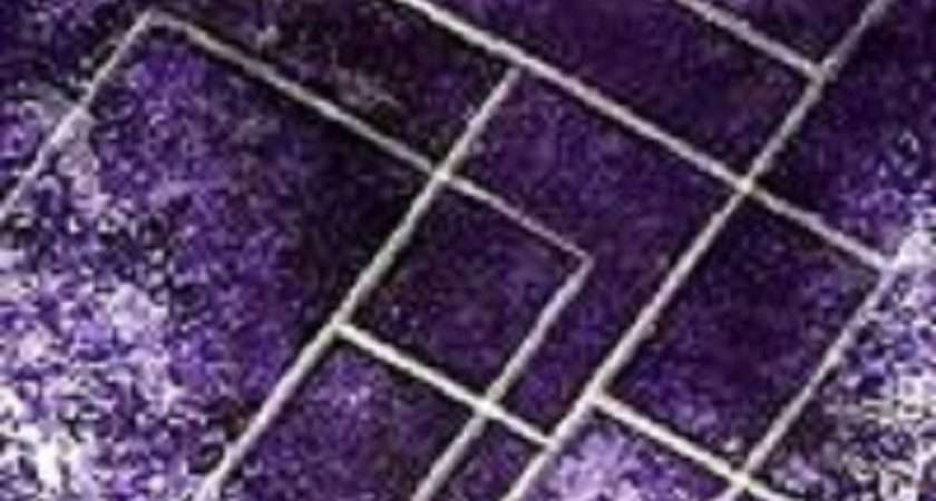 Purple Floor Tile Tiles Uploaded