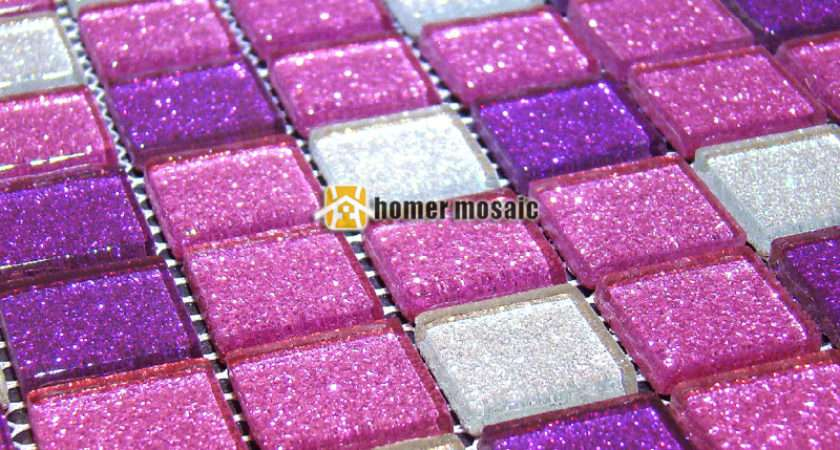Purple Mosaic Tile Promotion Shop Promotional