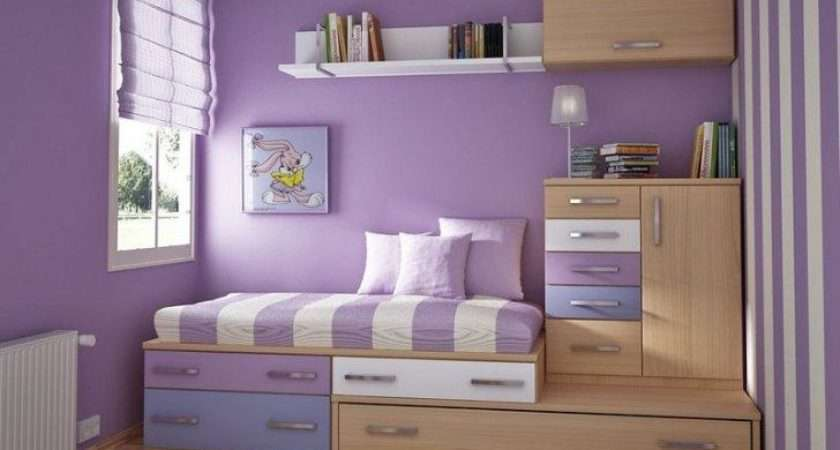Purple Painting Ideas Teenage Girls Room Stroovi