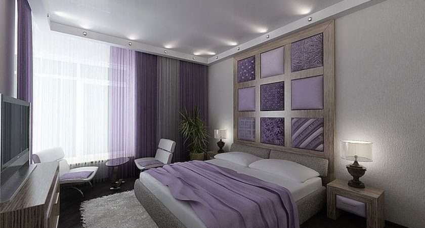 Purple White Gray Taupe Bedroom Exotic Rooms Pintere