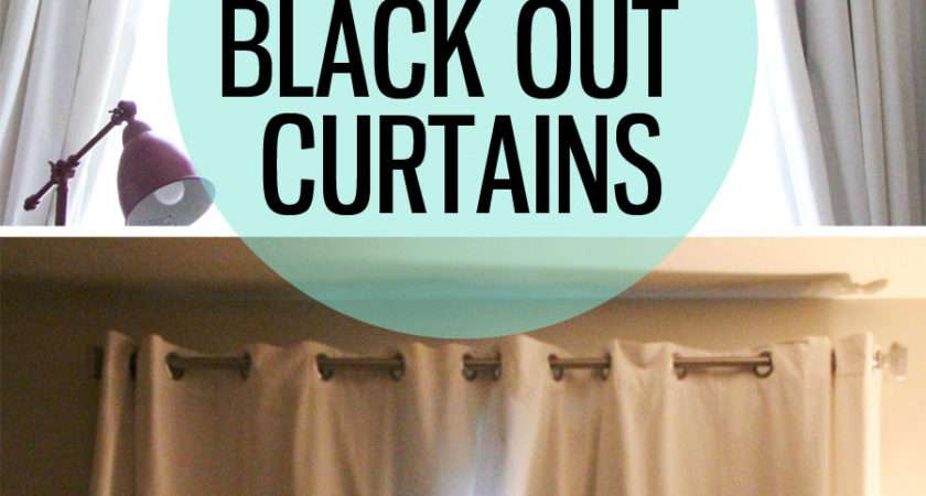 Put Blackout Curtains Curtain Menzilperde