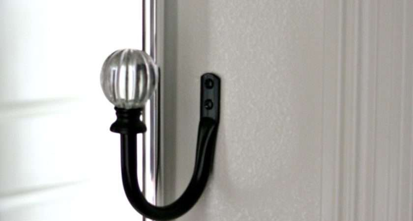 Put Metal Curtain Tie Backs