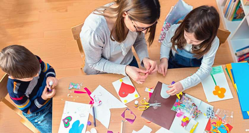 Quick Easy Kids Crafts Anyone Can Make