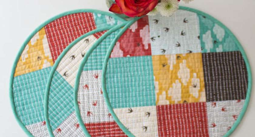 Quilted Table Runners Pattern Guide Patterns