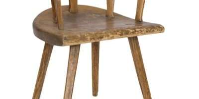 Quirky Wonderful Provincial Chair Stdibs