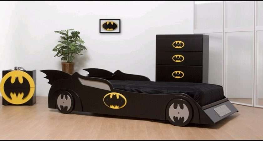 Racing Cars Beds Boy Bedroom