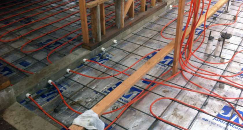Radiant Floor Heating Electric Hydronic Jeff King