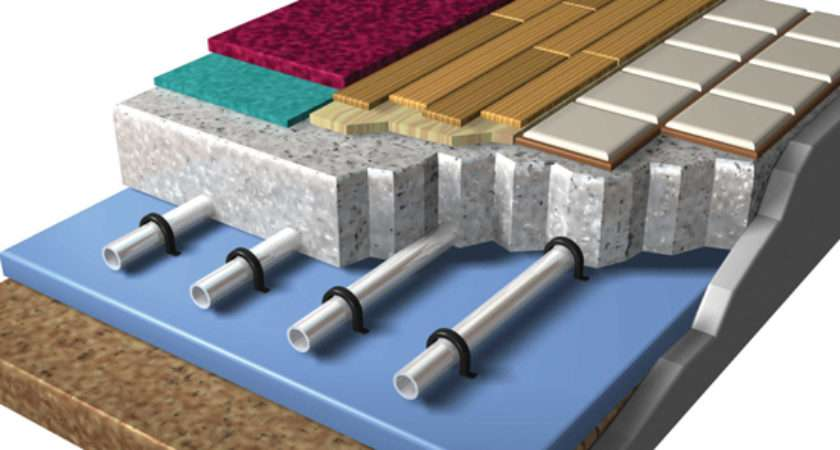 Radiant Floor Heating Systems Important Contractor