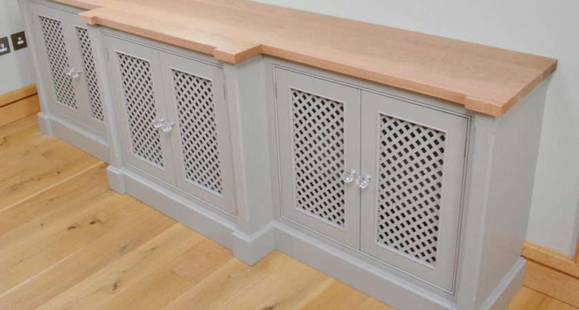 Radiator Covers Handpainted Cover Double Vent