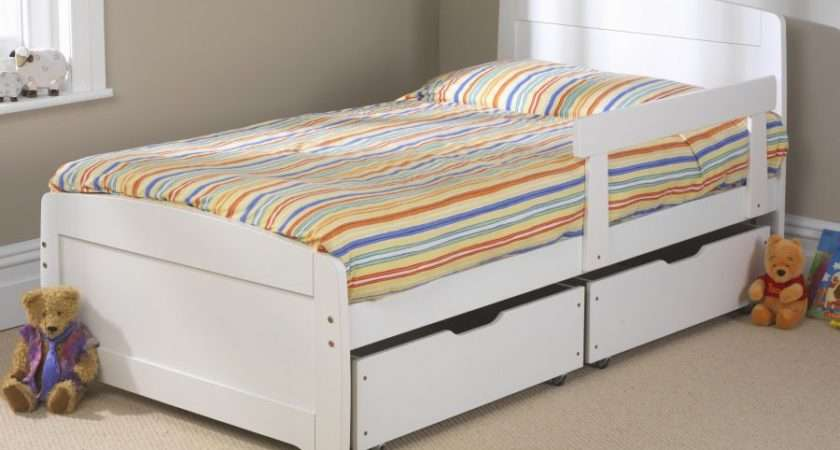 Rainbow Bed Whilt Wooden Childrens Beds Sale