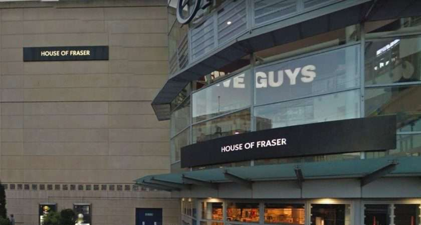 Reading House Fraser Wins Licence Sell Booze