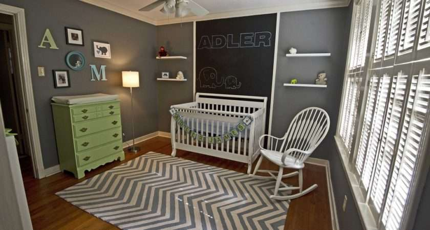 Rebecca Project Nursery Says Room Clean Simple