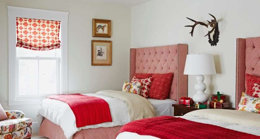 Red Bedrooms Options Ideas Hgtv