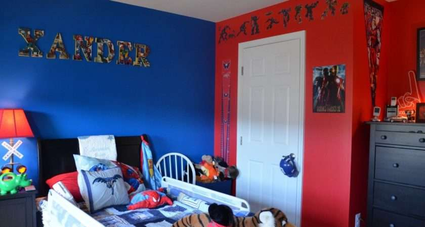 Red Blue Room Gisprojects