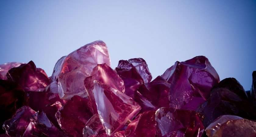 Red Crystals Photography