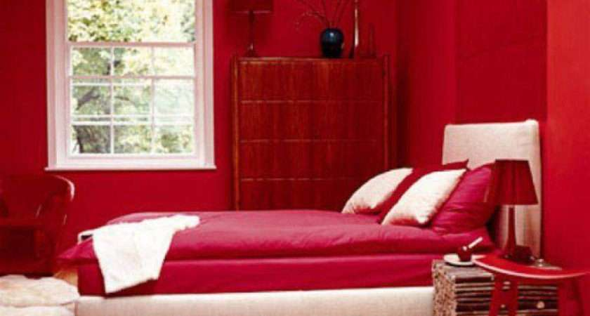 Red Interior Bedroom Designs Bedrooms
