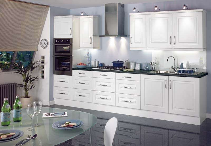Red Kitchens Bathrooms Bedrooms Appliances Eco