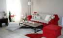 Red Sofa Pics Please Home Decorating Design Forum Gardenweb