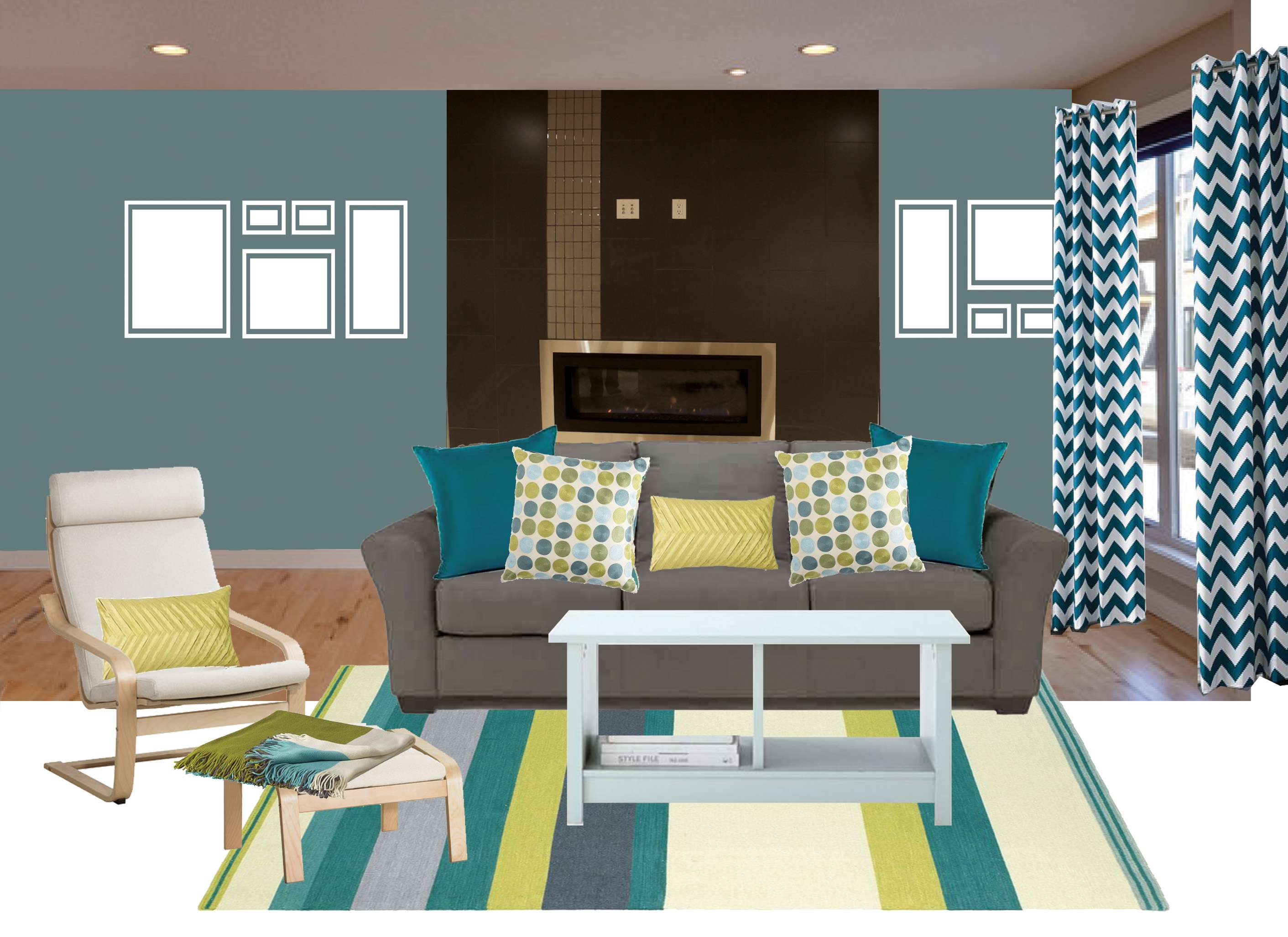 Redecor Your Home Decor Diy Best Fabulous Teal Living