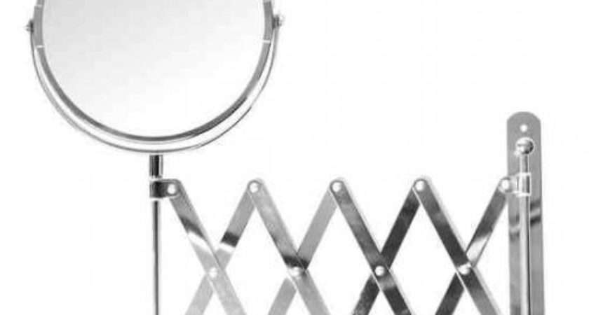 Reflections Extendable Mirror Reserve Collection Only