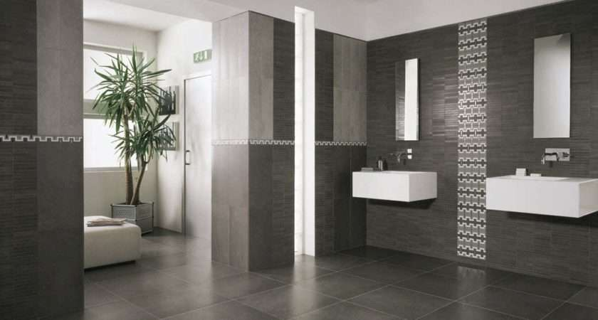 Regard Modern Bathroom Tiles Top